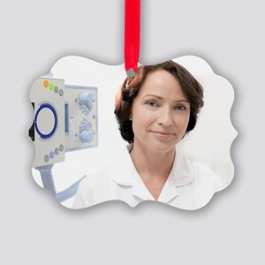 Radiographer - Picture Ornament