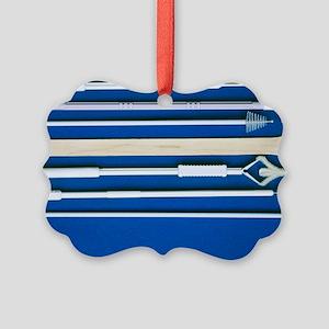 Cervical smear spatulas - Picture Ornament
