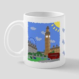 Parliament Square Mug