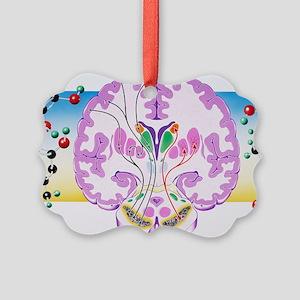 Parkinson's disease - Picture Ornament