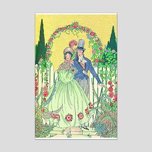 Regency Romance Mini Poster Print