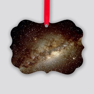 Central Milky Way in constellation Sagittarius - P