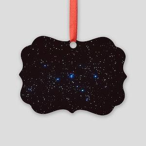 Cassiopeia constellation - Picture Ornament