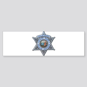 California Park Ranger Sticker (Bumper)