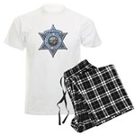 California Park Ranger Men's Light Pajamas