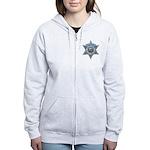 California Park Ranger Women's Zip Hoodie