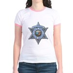California Park Ranger Jr. Ringer T-Shirt