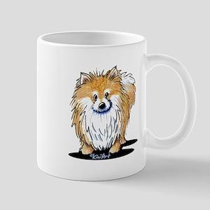 KiniArt™ Pomeranian Mug
