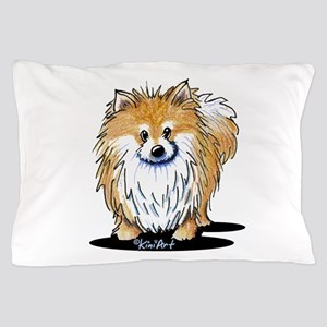KiniArt™ Pomeranian Pillow Case