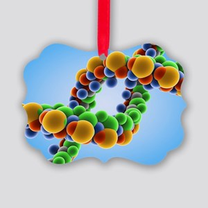 DNA - Picture Ornament