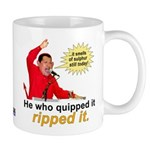 Hugo Chavez Sulphur Smell Mug