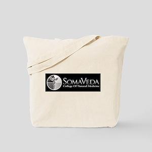 SCNM School Logo BW Tote Bag