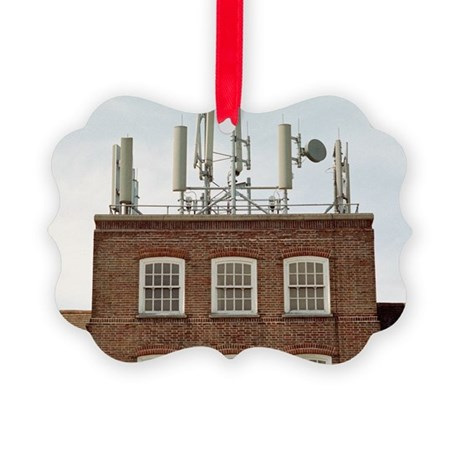 Mobile phone base station - Picture Ornament