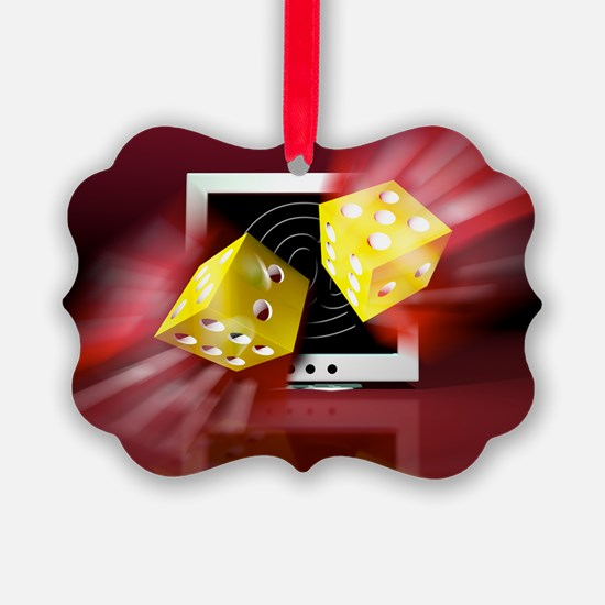 Online gambling - Ornament