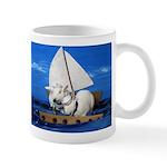 Kirby and Dexter Sailing Mug