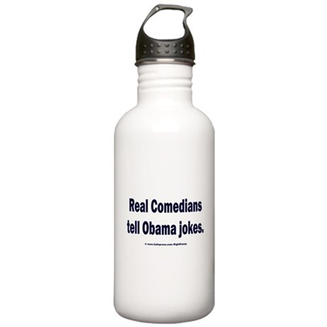 Real Comedians Stainless Water Bottle 1.0L