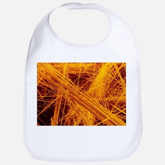false col SEM of amosite fibres - Bib