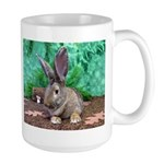 Fezzik in the Woods-1 Large Mug
