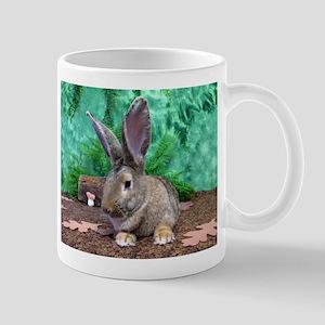 Fezzik in the Woods-1 Mug