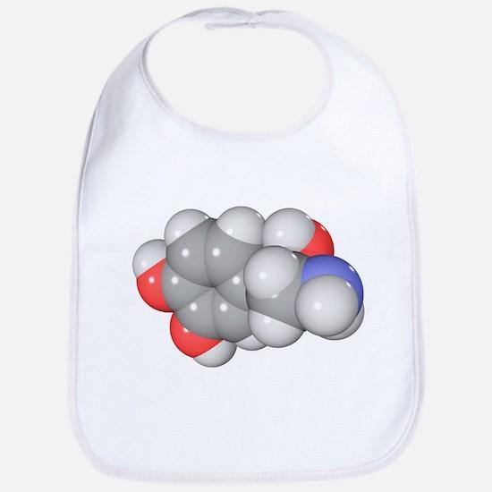 Norepinephrine neurotransmitter molecule - Bib