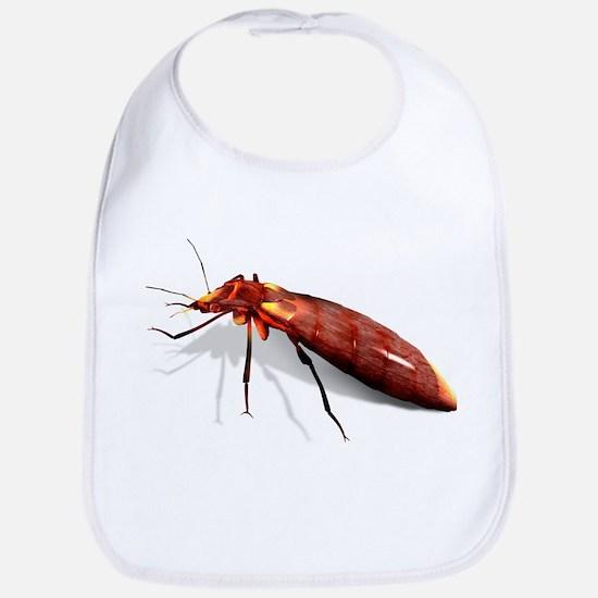 Bed bug, artwork - Bib