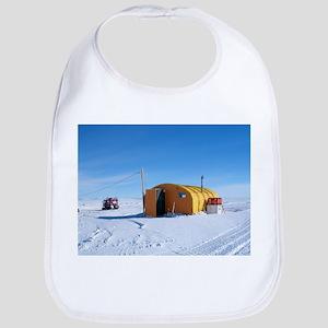 Antarctic research station, McMurdo Base - Bib
