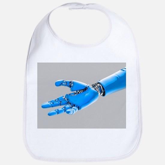 Cybernetic arm, artwork - Bib