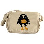 Laughing Penguin 1 Messenger Bag