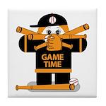 Game Time Tile Coaster