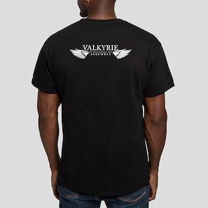 VWMAA Men's Fitted T-Shirt (dark)