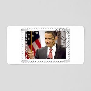 Obama Inauguration 2013 Aluminum License Plate