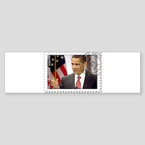 Obama Inauguration 2013 Sticker (Bumper)