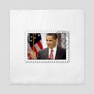 Obama Inauguration 2013 Queen Duvet