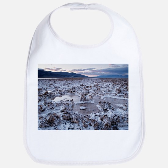 Flooded salt flat - Bib