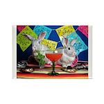 Tiggy and Beatrix Celebrate Cinco de Mayo Rectangl