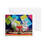 Tiggy and Beatrix Celebrate Cinco de Mayo Greeting