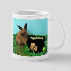 Buddy the Lucky Bunny Mug