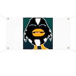 Laughing Penguin Banner