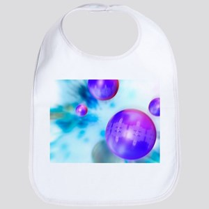 Nanoparticles, artwork - Bib