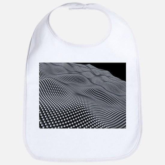 Nanospheres, computer artwork - Bib