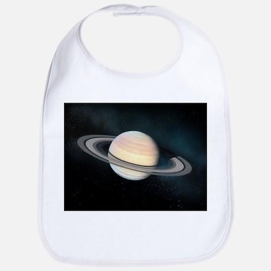Saturn, artwork - Bib