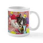 Olivia and Skyler, Valentine Bunnies Mug