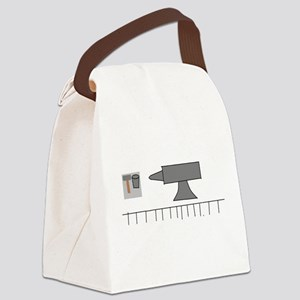 blacksmith Canvas Lunch Bag