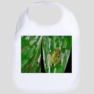 Tropical frog - Bib