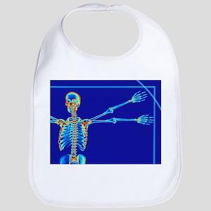 Human skeleton - Bib