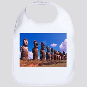 Easter Island statues - Bib