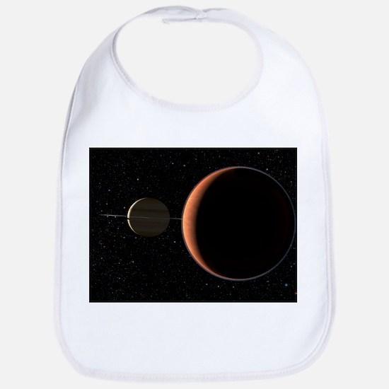 Saturn's moon Titan - Bib