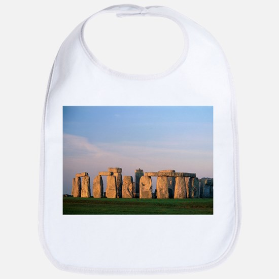 Stonehenge standing stones - Bib