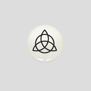 Triquetra Mini Button