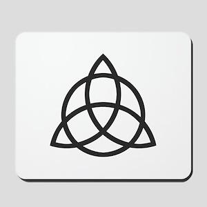 Triquetra Mousepad